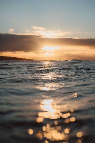 Sunset surf Domburg 5