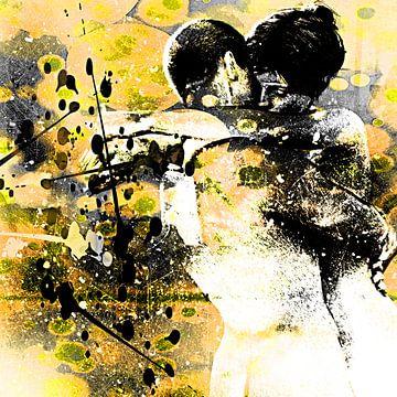 Couple in love von PictureWork - Digital artist