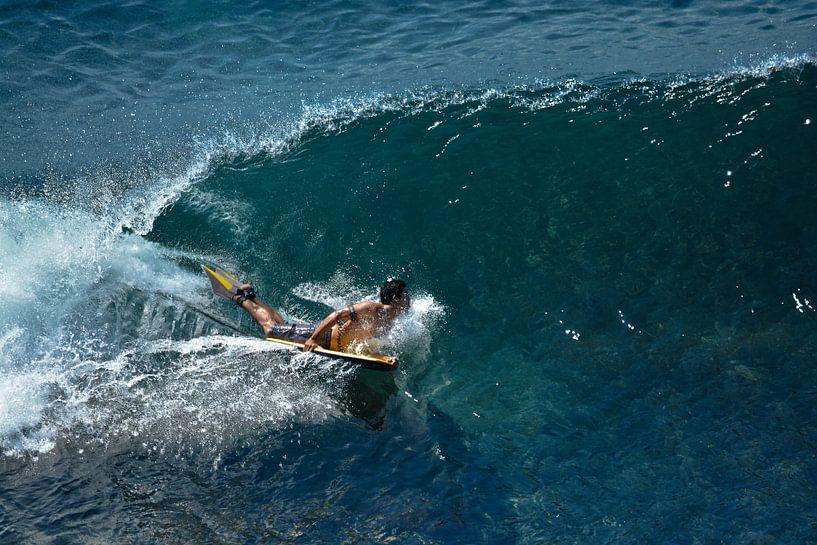 bodyboarding sur tessa de bruijn