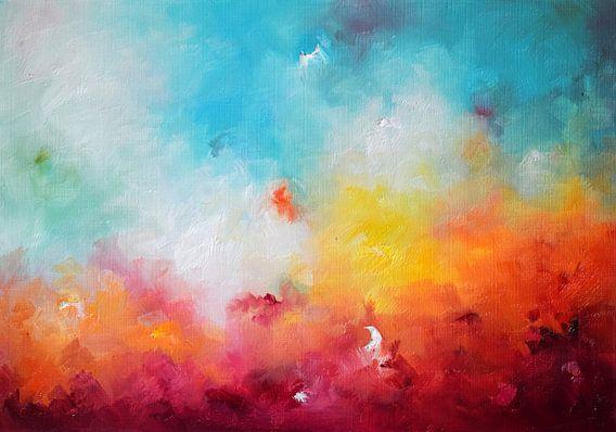 Sunset van Maria Kitano