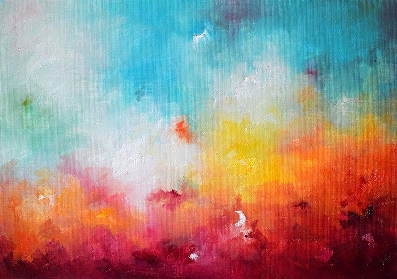 Sunset von Maria Kitano