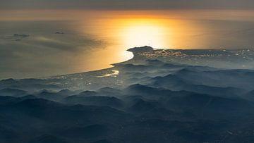 Mittelmeer im Gegenlicht von Denis Feiner