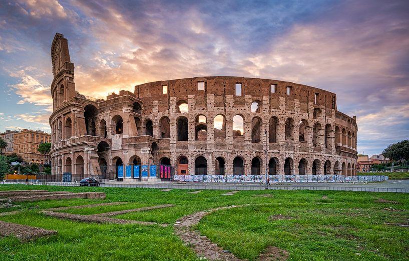Rome - Colosseum van Teun Ruijters