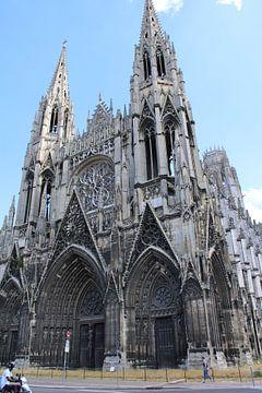 Cathédrale de Rouen France sur Nicky Rasters