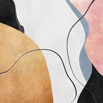 Samenstelling Abstract 1205 van Angel Estevez
