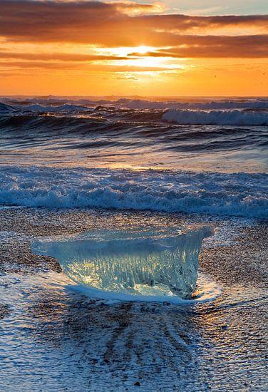 IJs op IJsland van Anton de Zeeuw