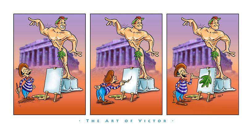 The Art of Victor van Stan Groenland