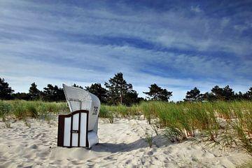 Am Strand von Prerow van Ostsee Bilder