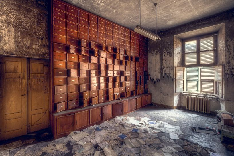 Archief Kamer van Roman Robroek