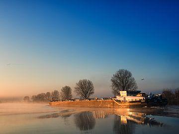 Upstream van Lex Schulte