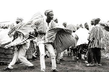 Danser in Ghana van Marretje Adriaanse
