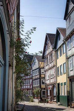 Marburg Weidenhausen van Jürgen Schmittdiel Photography