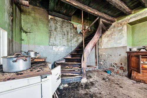Een mooie keuken .... van eddy moens