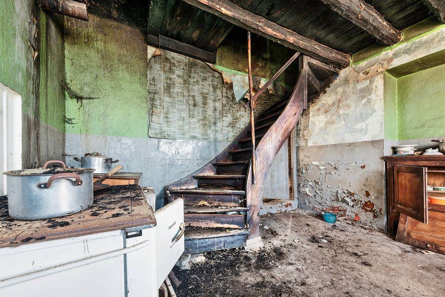 Een mooie keuken .... von eddy moens