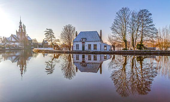 Het Veerhuis in Rotterdam Overschie