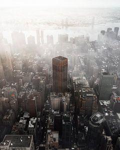 New York Mist van Ian Schepers