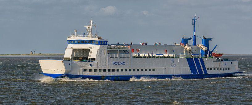 Veerboot Midsland van Roel Ovinge