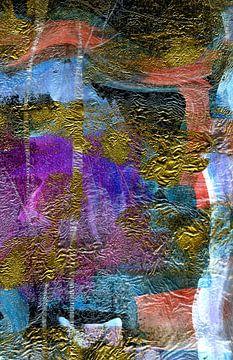 experimentelle Komposition 1 von Claudia Gründler