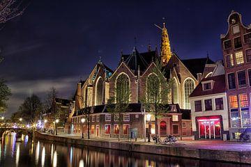Oude Kerk, Amsterdam von Dirk Rüter