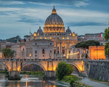 Rome - Basilica di San Pietro van Teun Ruijters