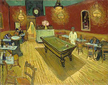 Das Nachtcafé, Vincent van Gogh