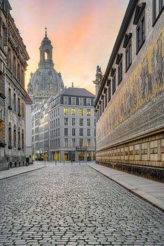 procession des princes à Dresde sur Michael Valjak