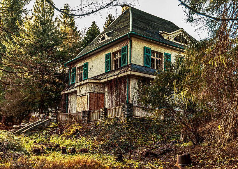 Oud Huis 2 van Johnny Flash