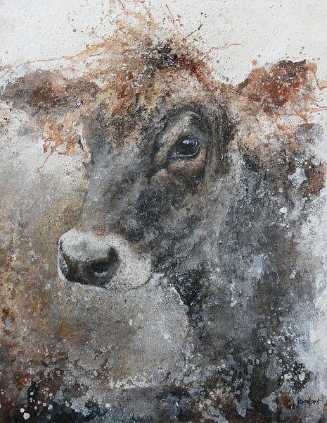 Jersey-Kuh von Peter van Loenhout