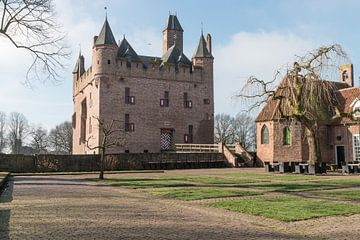 Kasteel Doornenburg von Rijk van de Kaa