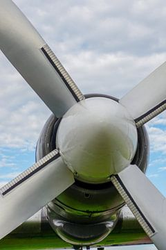 Vliegtuig propellers. van Anjo ten Kate