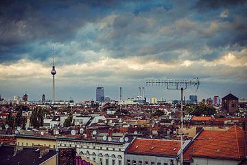 Berlin – Skyline von Alexander Voss
