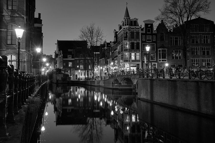 Love Amsterdam van Scott McQuaide