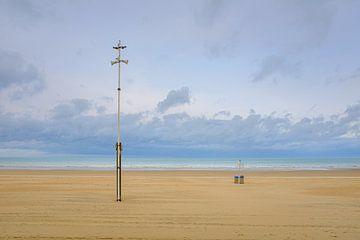 Strand De Panne van Johan Vanbockryck