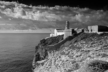 Cabo de São Vicente, Portugal von M. van Oostrum
