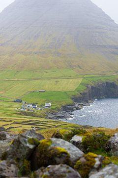 Färöische Kirche von Robin van Maanen
