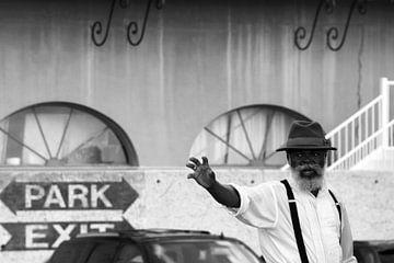 Porträt in New Orleans von Weg van het Noorden