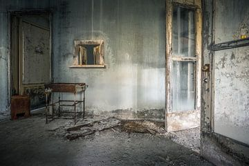Tandkliniek aanmeldpunt in Pipyat van Karl Smits