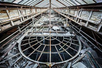 Plafond au dessus du casino sur Inge van den Brande
