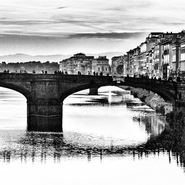 Bridges of Florence van SPOOR Spoor