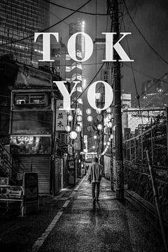 Steden in de regen: Tokio van Christian Müringer