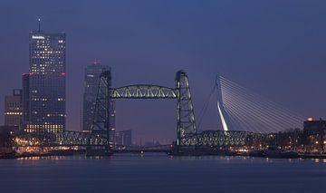 De Hef in Rotterdam met haar nieuwe verlichting van MS Fotografie | Marc van der Stelt