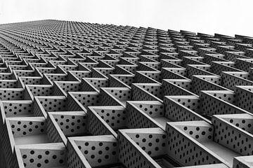 Architektur in Amsterdam von Alice Boerrigter