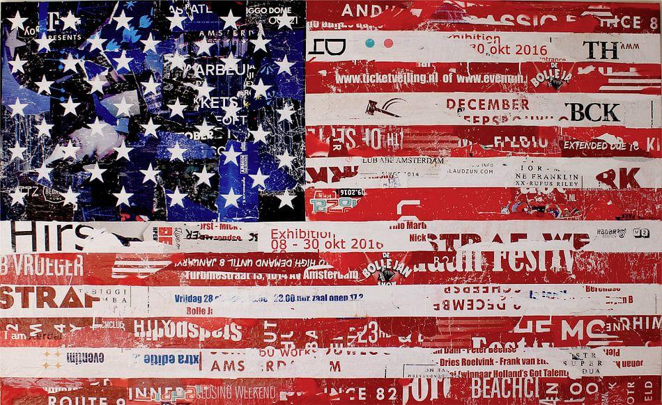 America is great van Michiel Folkers