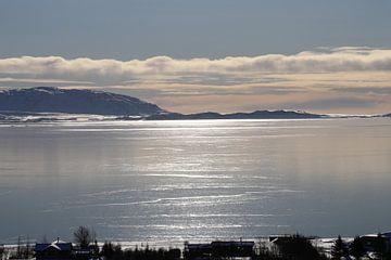 Meer in IJsland von Charella Hulsbosch