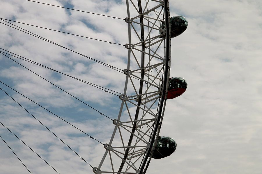 London Eye van Sander Monster