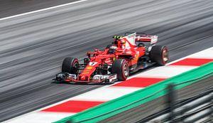 Kimi Räikkönen, To Fast to Furious