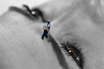Augen (Augen) von Natascha Van Wezel