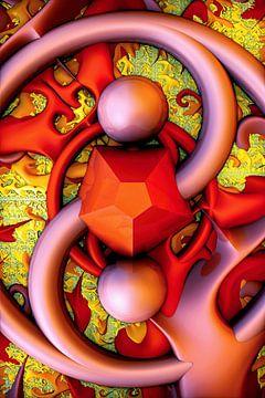 Harmonie in yin en yang van W J Kok