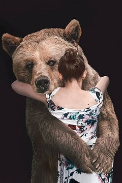 Bear hug sur Elianne van Turennout
