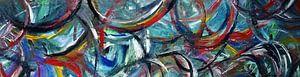 Abstrakte Komposition 667